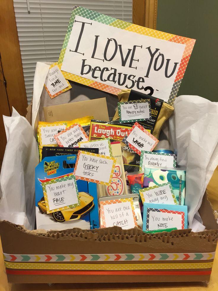 Creative Gift Ideas For Boyfriend  Gifts for Boyfriend birthday unique