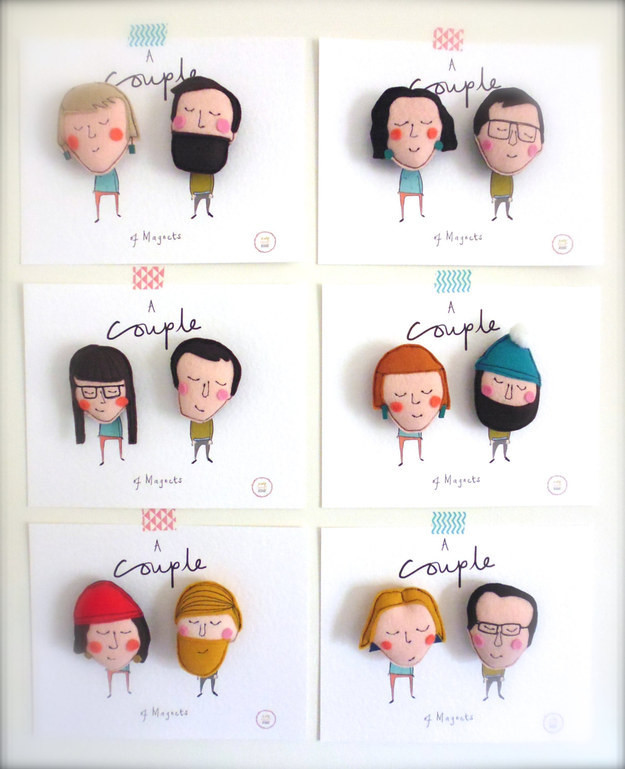 Creative Gift Ideas For Couples  Con Affetto s Incredibly Funky Christmas Gift Ideas con