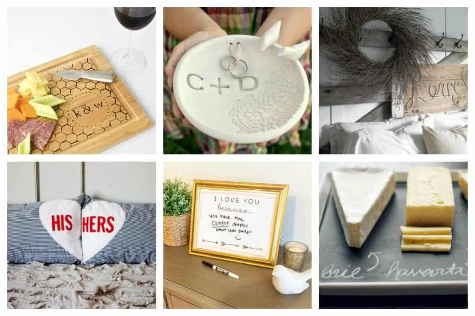 Creative Gift Ideas For Couples  15 Thoughtful DIY Wedding Gifts that Every Couple Will
