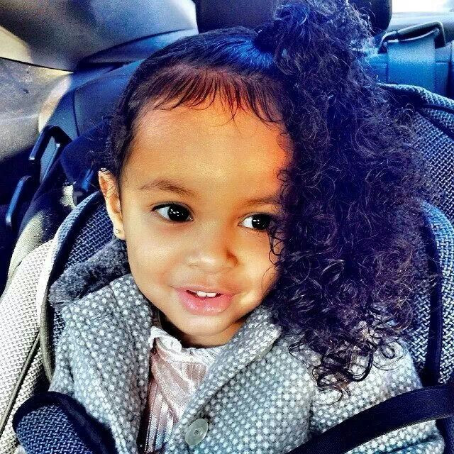 Curly Hair Baby Boys  53 best Gorgous mixed race babies images on Pinterest
