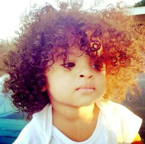 Curly Hair Baby Boys  The gallery for Cute Mixed Babies With Curly Hair