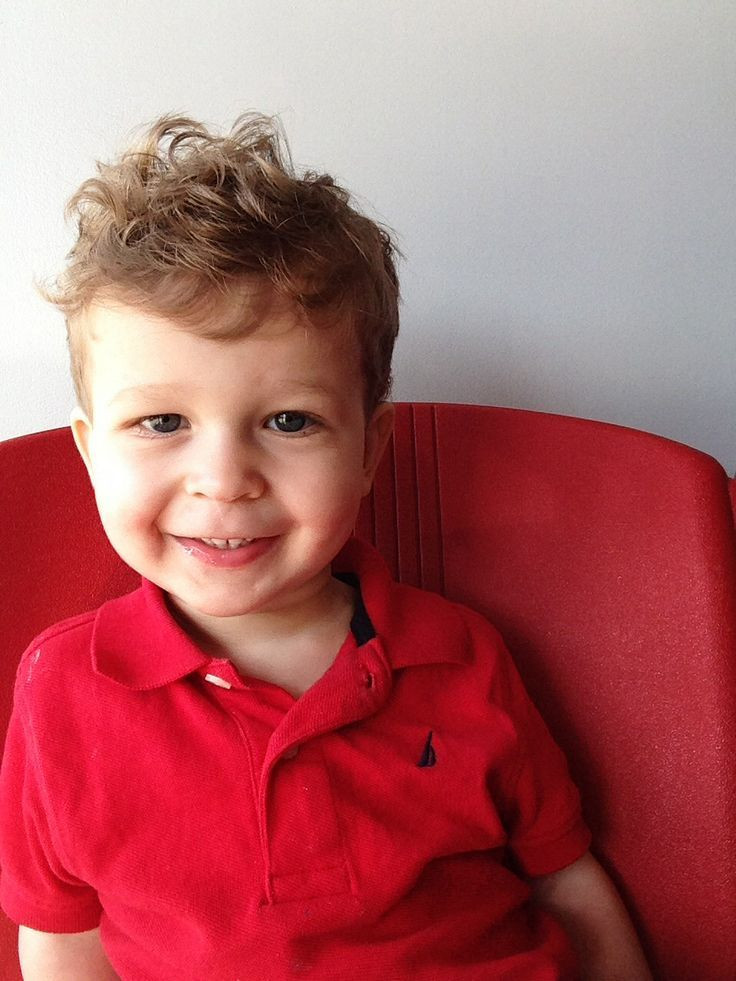 Curly Hair Baby Boys  Curly Hair Style For Toddlers And Preschool Boys