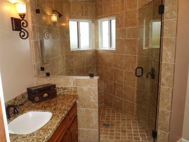 Custom Bathroom Shower  Gallery Custom Bathrooms Remodel s