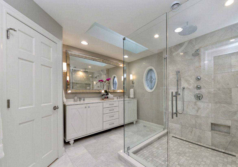 Custom Bathroom Shower  33 Custom Bathrooms to Inspire Your Own Bath Remodel