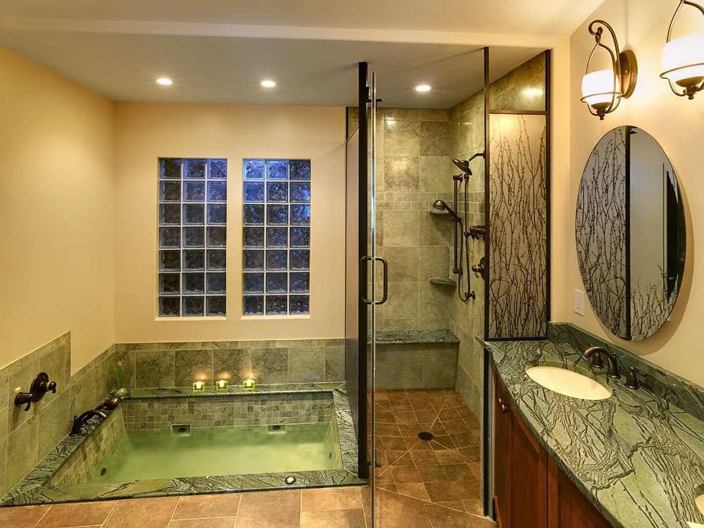 Custom Bathroom Shower  Bathroom Walk In Shower Remodeling Syracuse CNY