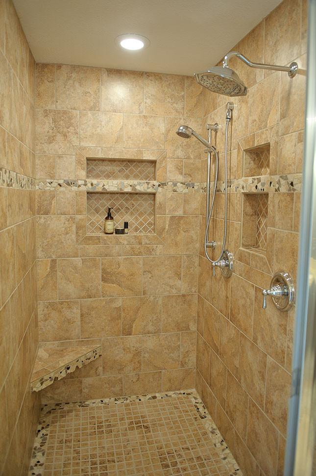 Custom Bathroom Shower  Kansas City Custom Showers