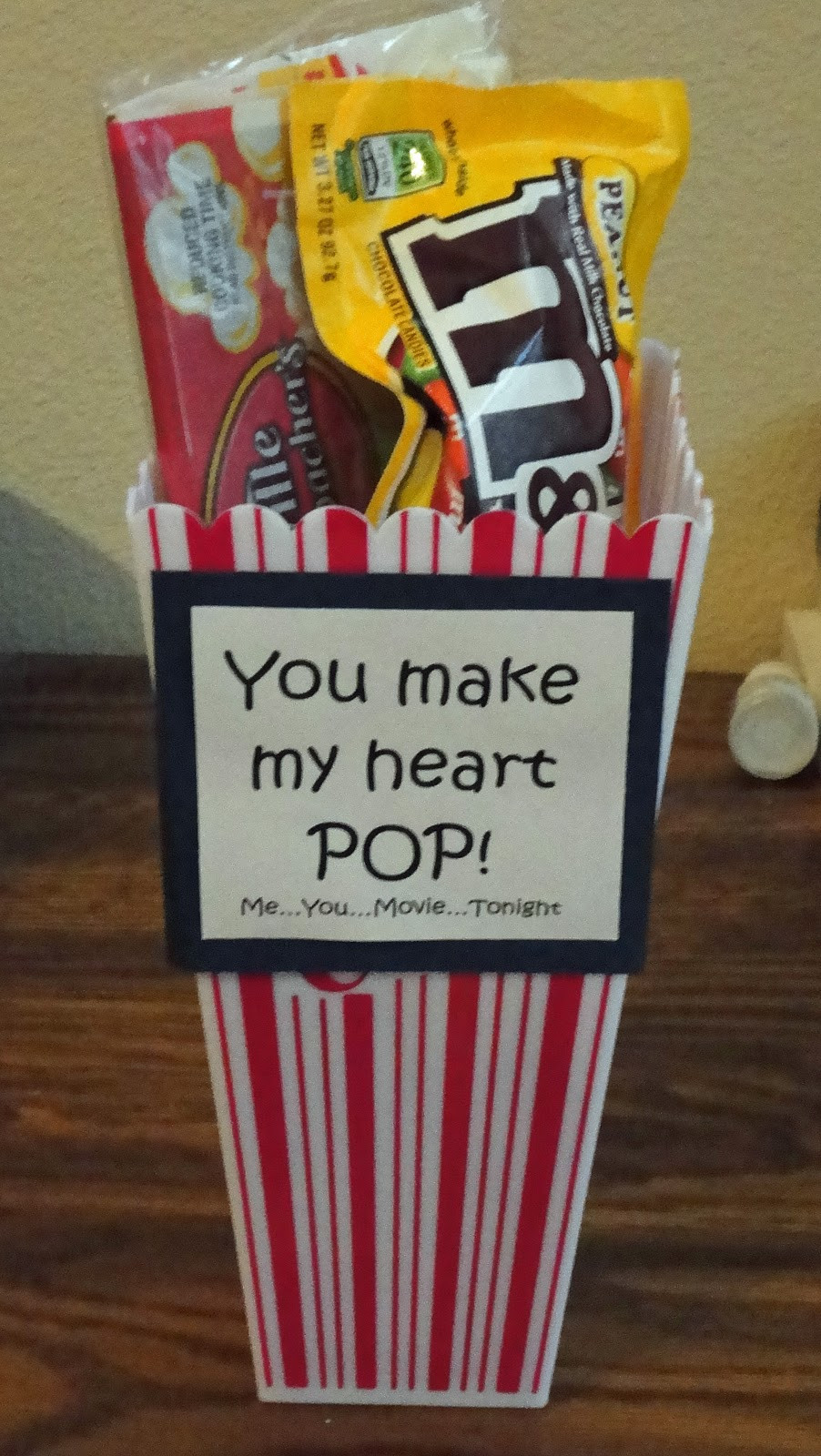 Cute Couple Gift Ideas  e Crazy Cookie A Couple Quick & Cute Valentine Gifts