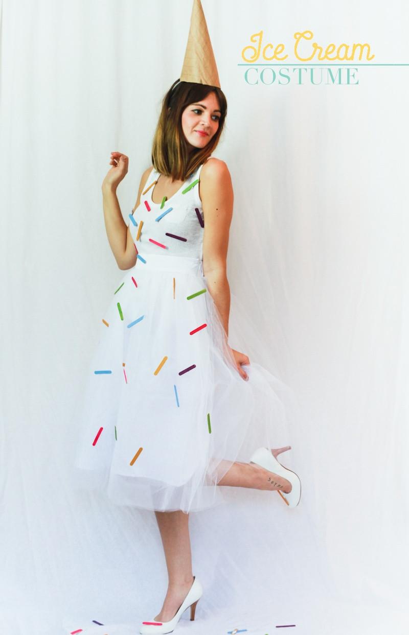 Cute DIY Costumes  Fri DIY Cute DIY Halloween Costumes – Bunny Baubles