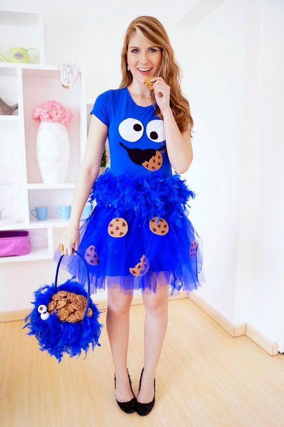 Cute DIY Costumes  10 Cute Halloween Costumes That Are Surprisingly Easy