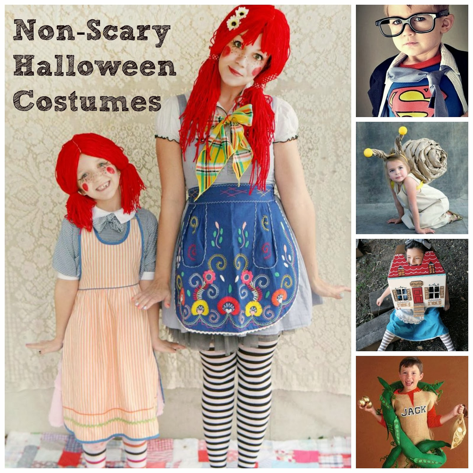 Cute DIY Costumes  Fairmont Blog FAIRMONT FIVE non scary diy halloween costumes
