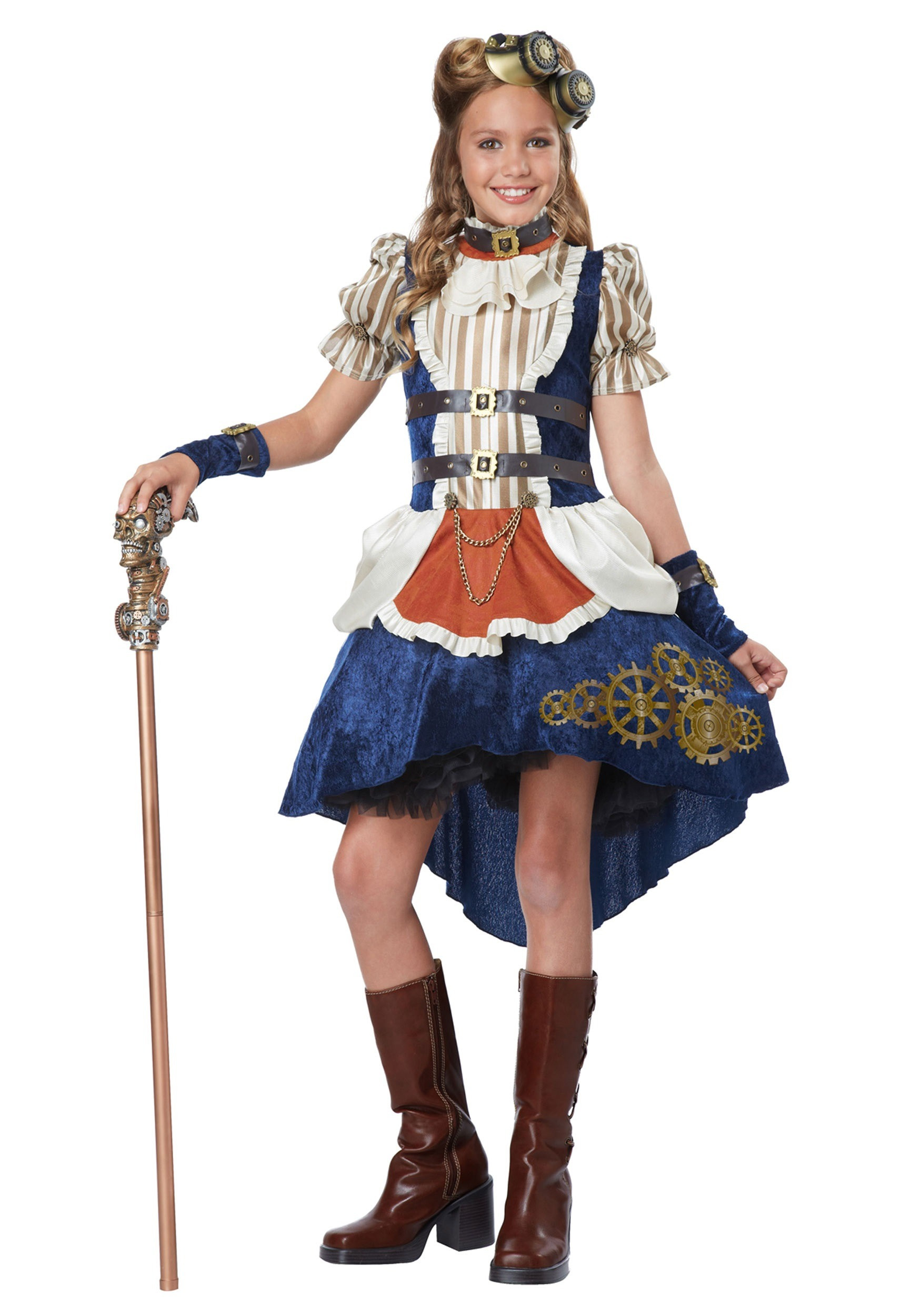 Cute DIY Costumes  Teen Girls Steampunk Costume