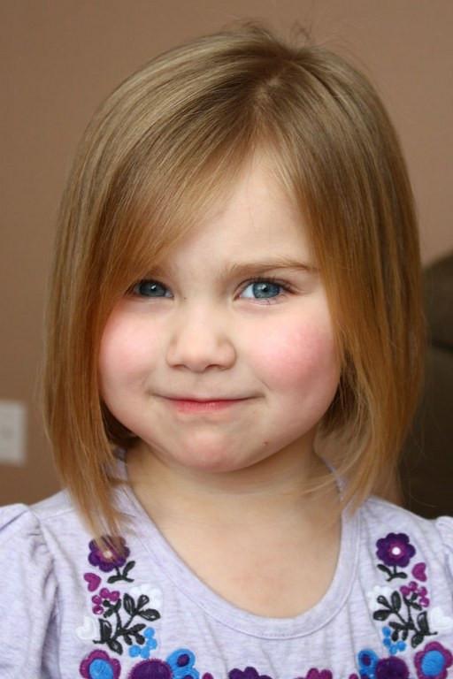 Cute Short Little Girl Haircuts  20 Little Girl Haircuts