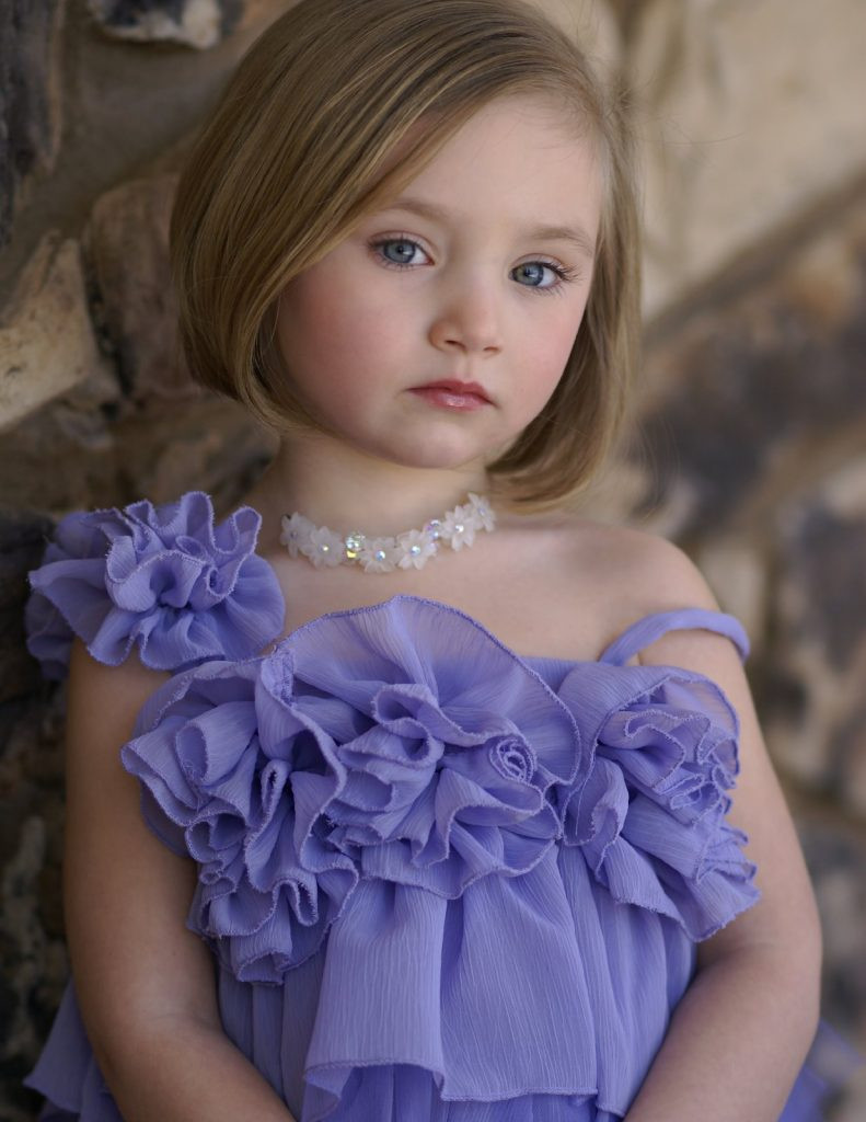 Cute Short Little Girl Haircuts  5 Easy and Simply Cute Hairstyles for Little Girls with