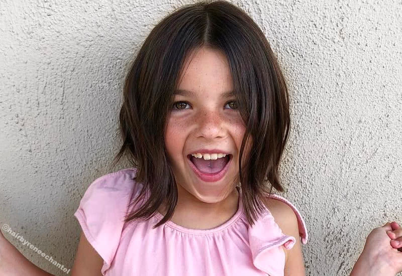 Cute Short Little Girl Haircuts  15 Cutest Short Hairstyles For Little Girls in 2020