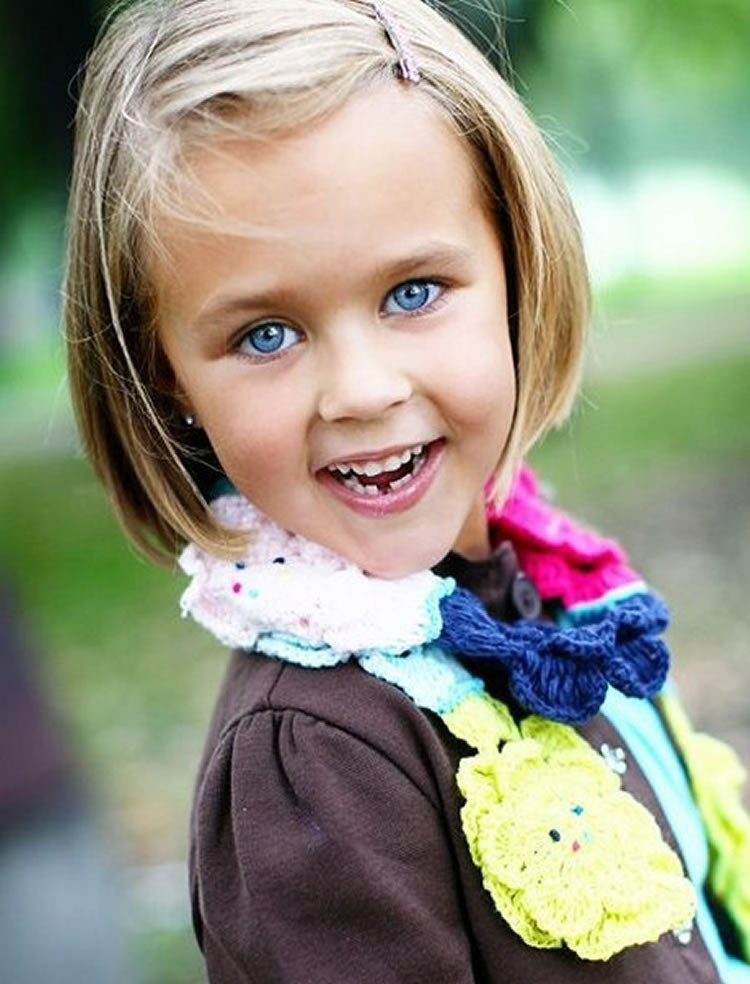 Cute Short Little Girl Haircuts  54 Cute Hairstyles for Little Girls – Mothers Should