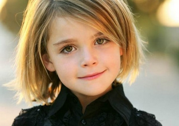 Cute Short Little Girl Haircuts  57 Cute Little Girl s Hairstyles that are Trending Now 2020