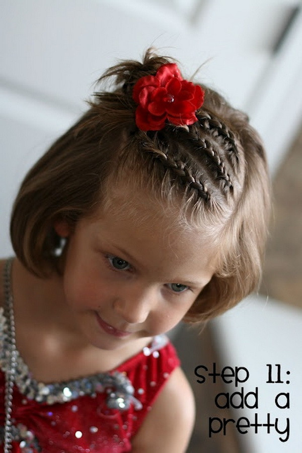 Cute Short Little Girl Haircuts  28 Cute Hairstyles for Little Girls Hairstyles Weekly