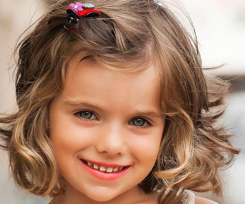 Cute Short Little Girl Haircuts  50 Cute Haircuts for Girls to Put You on Center Stage
