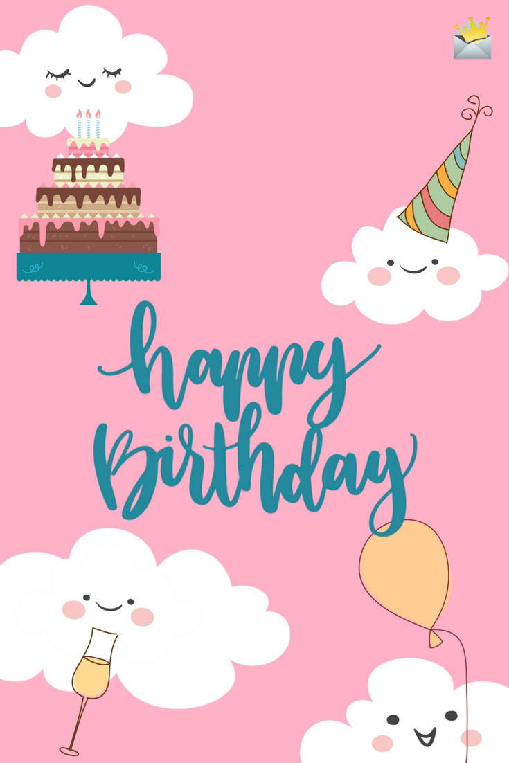 Cutest Birthday Wishes  200 Cute Happy Birthday Messages to Make Them Smile