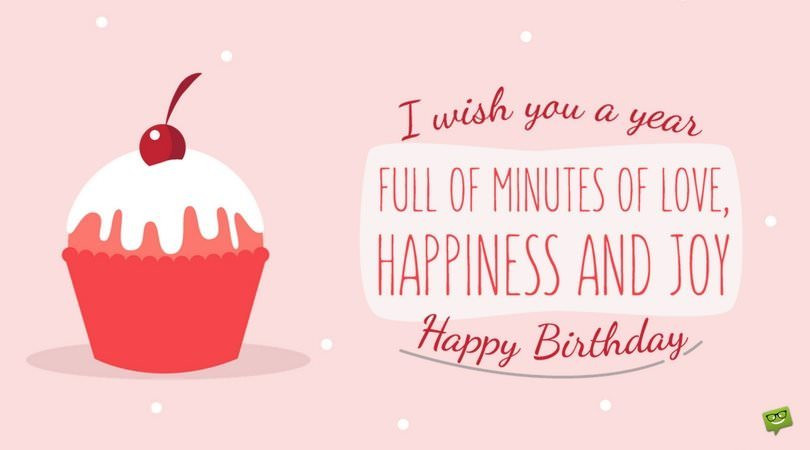 Cutest Birthday Wishes  67 Cute Birthday Messages for a Very Special Birthday