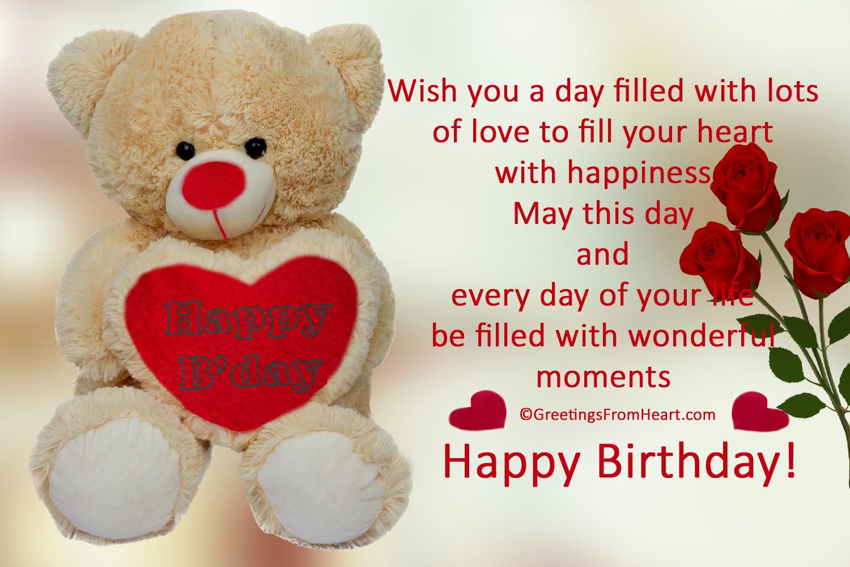 Cutest Birthday Wishes  Cute Birthday Greetings Cute birthday Wishes