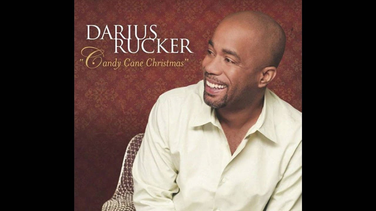 Darius Rucker Candy Cane Christmas  Candy Cane Christmas Darius Rucker