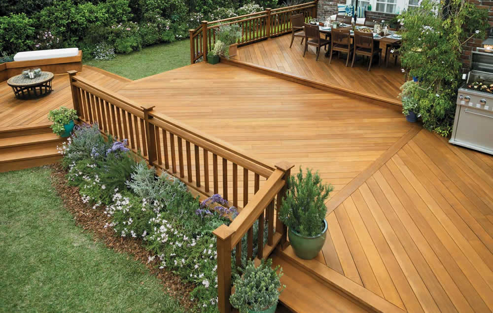 Deck Paint Stains  Nashville Deck Staining & Sealing