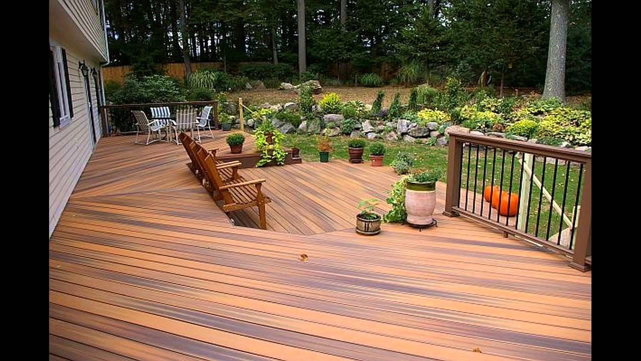 Deck Paint Stains  Wood Deck Stain Colors