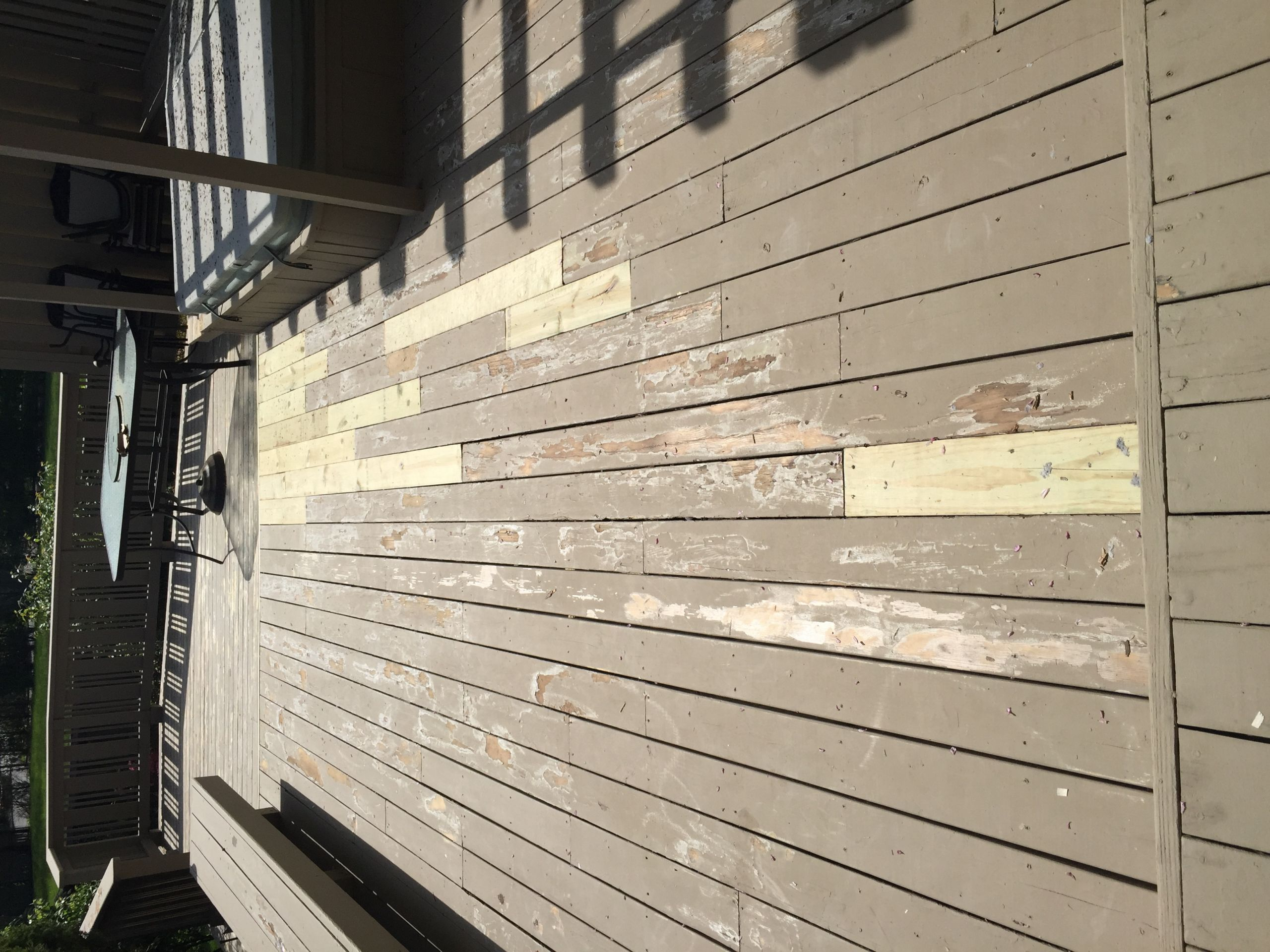 Deck Paint Stains  Best Solid Color Deck Stains