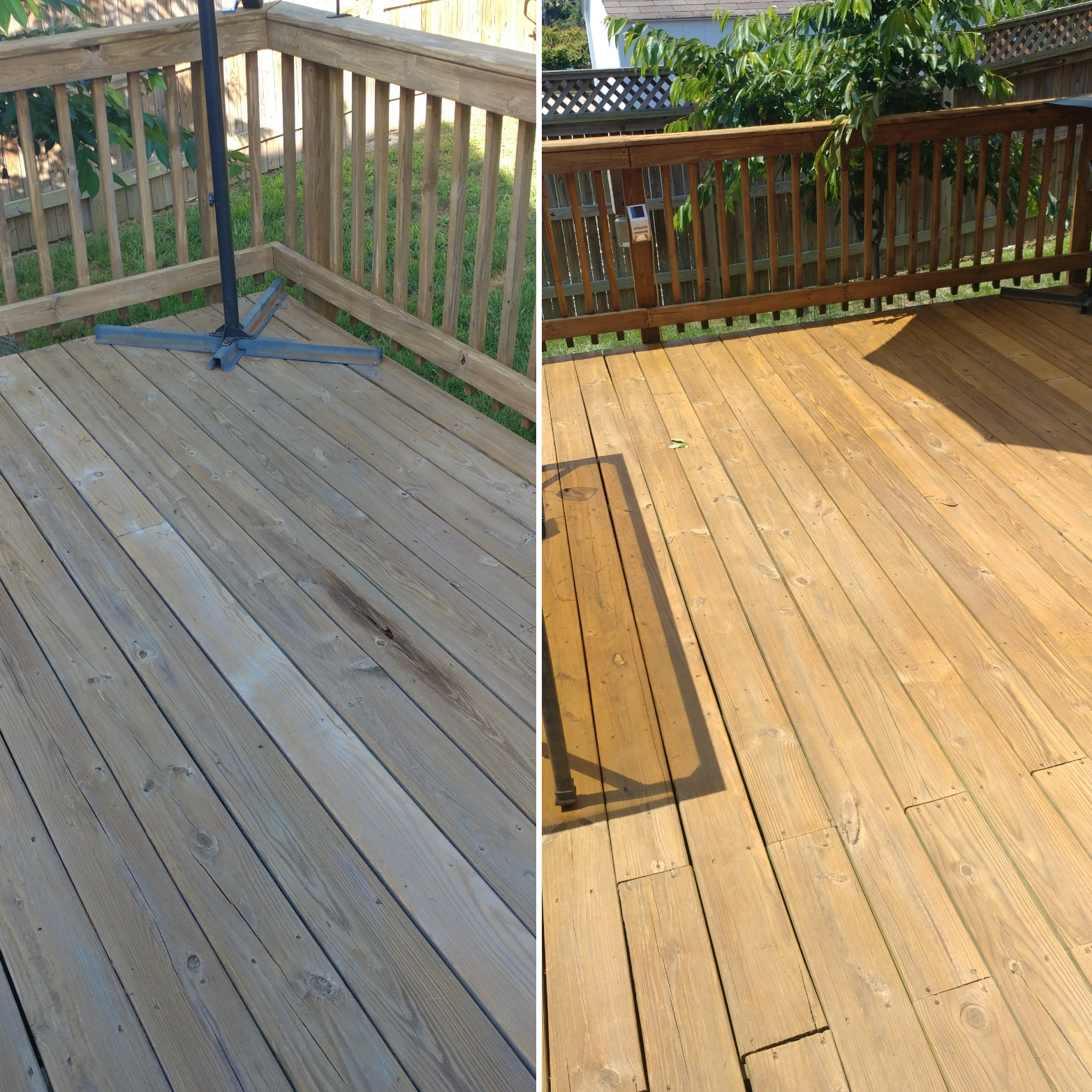 Deck Paint Stains  Restore A Deck Wood Stain Review