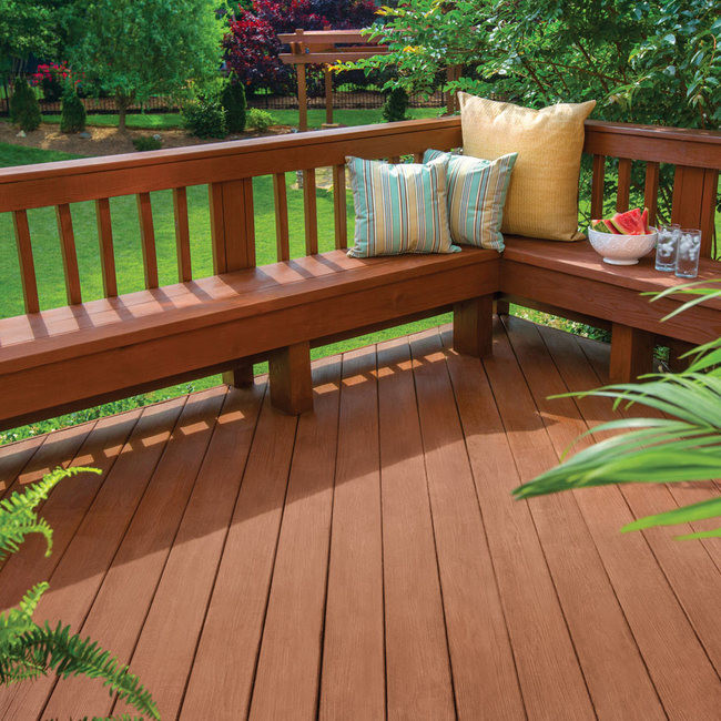 Deck Paint Stains  What Color Should I Stain My Deck