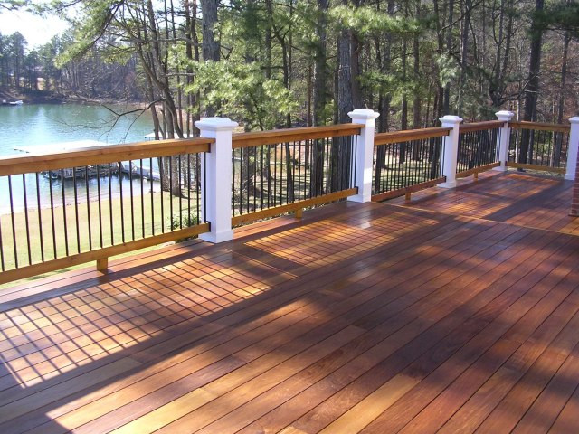 Deck Staining Painting  Student Painters for Decks and Patios in Canada