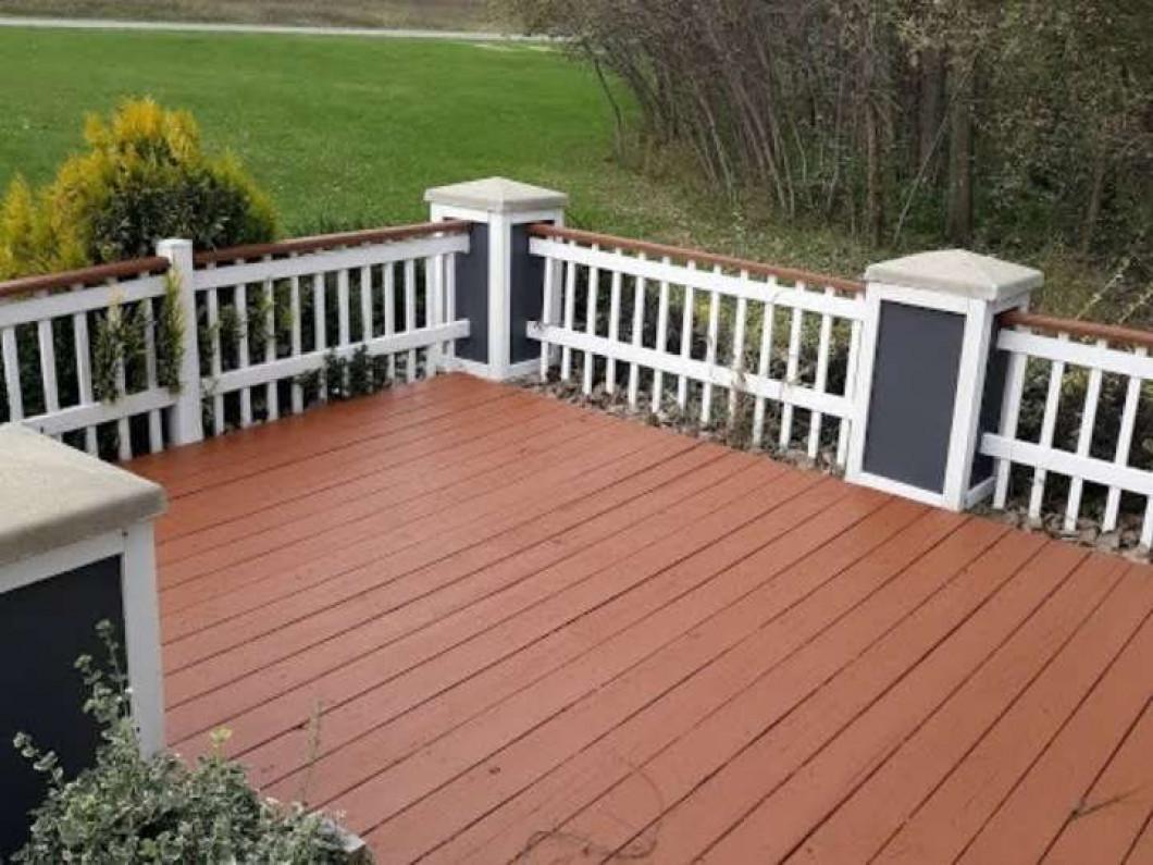 Deck Staining Painting  Deck Painting & Staining Lansing MI