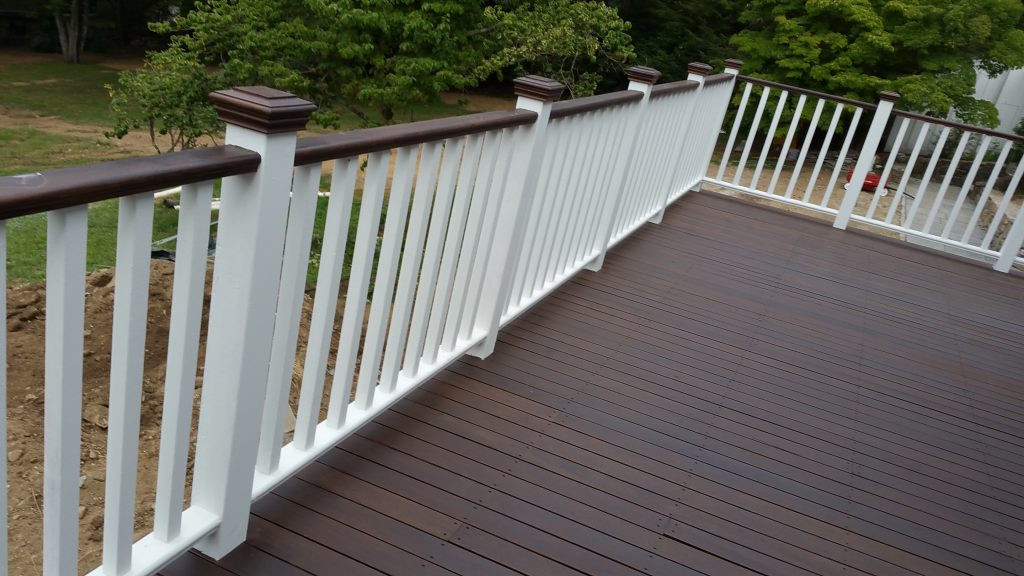 Deck Staining Painting  Deck Staining Pound Ridge Painting pany Westchester