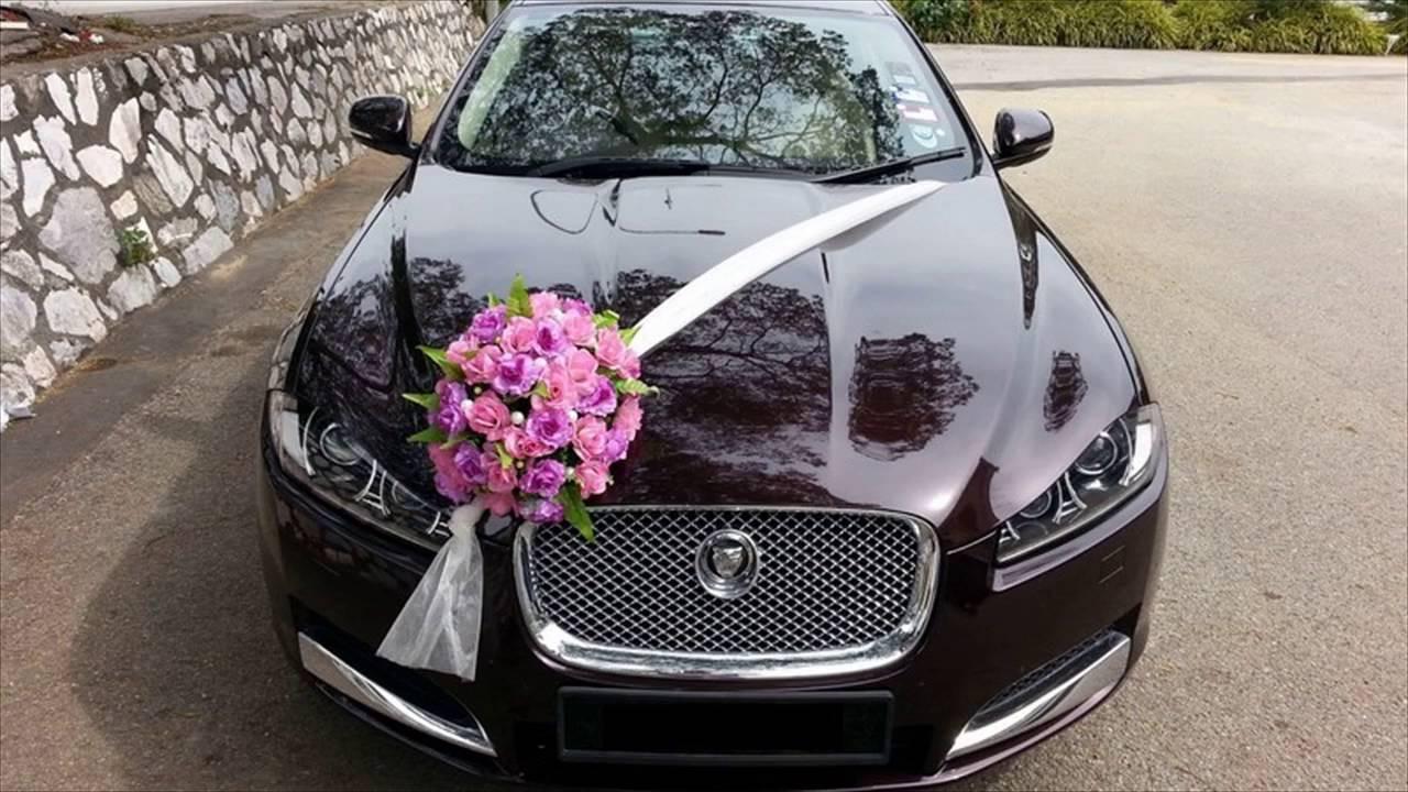Decorate Wedding Car  Car Decoration For Wedding Ideas