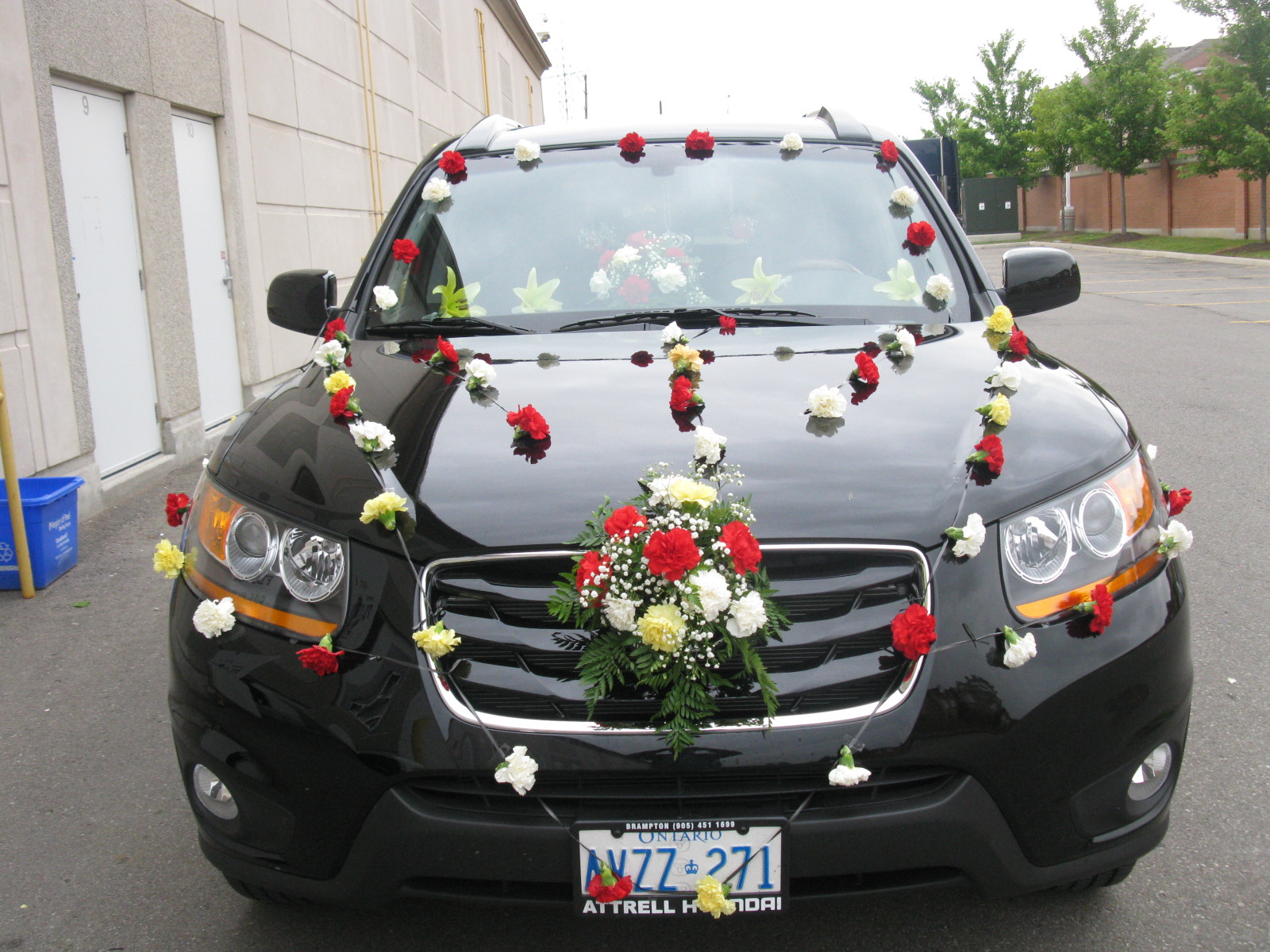 Decorate Wedding Car  Wedding Car Decoration Ideas in Pakistan