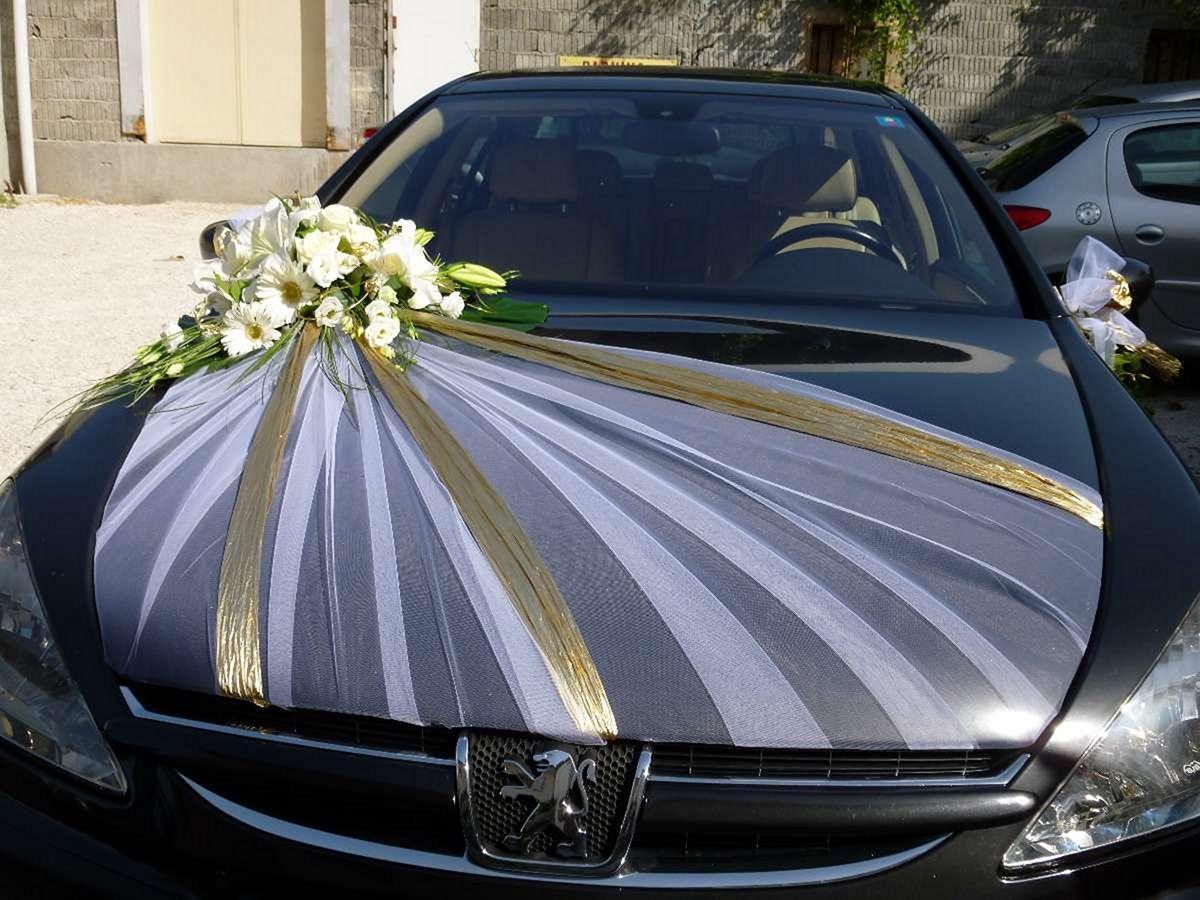Decorate Wedding Car  Wedding Car Decorations Ideas 20 – OOSILE