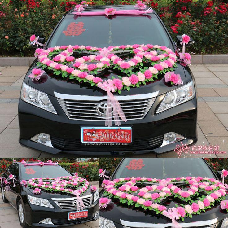 Decorate Wedding Car  10 Best Luxury Car Rentals in Delhi for Weddings