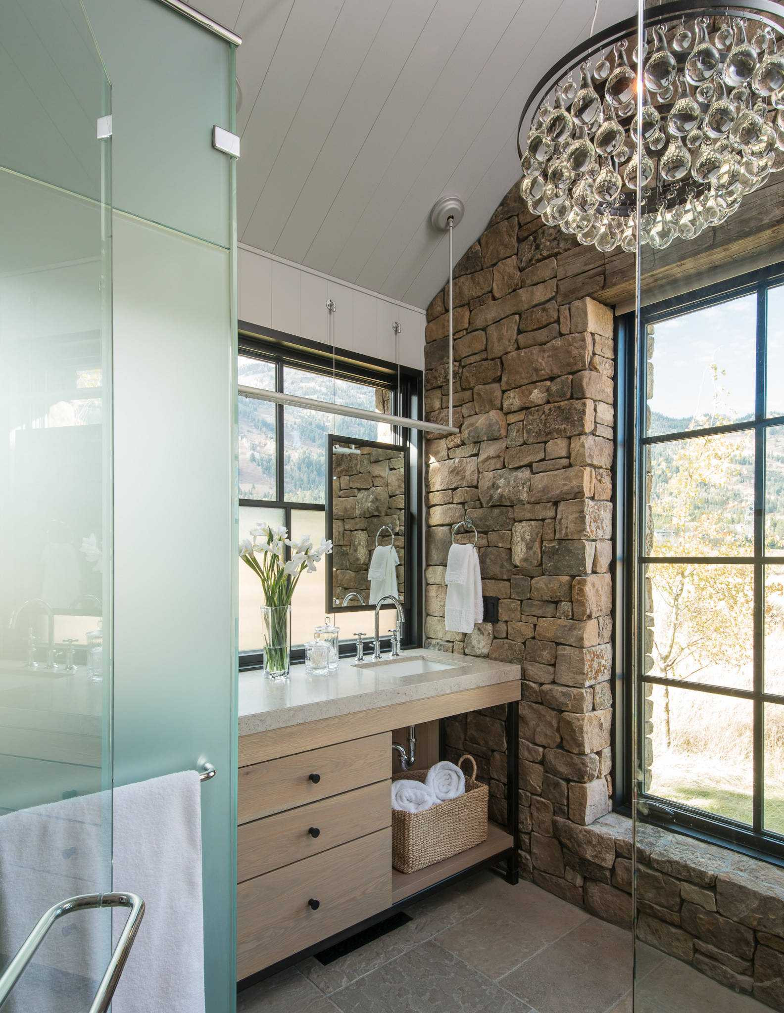 Design A Bathroom  16 Fantastic Rustic Bathroom Designs That Will Take Your