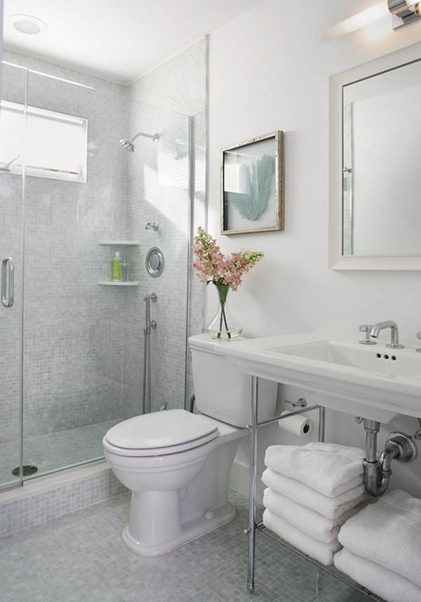 Design A Bathroom  40 Stylish and functional small bathroom design ideas