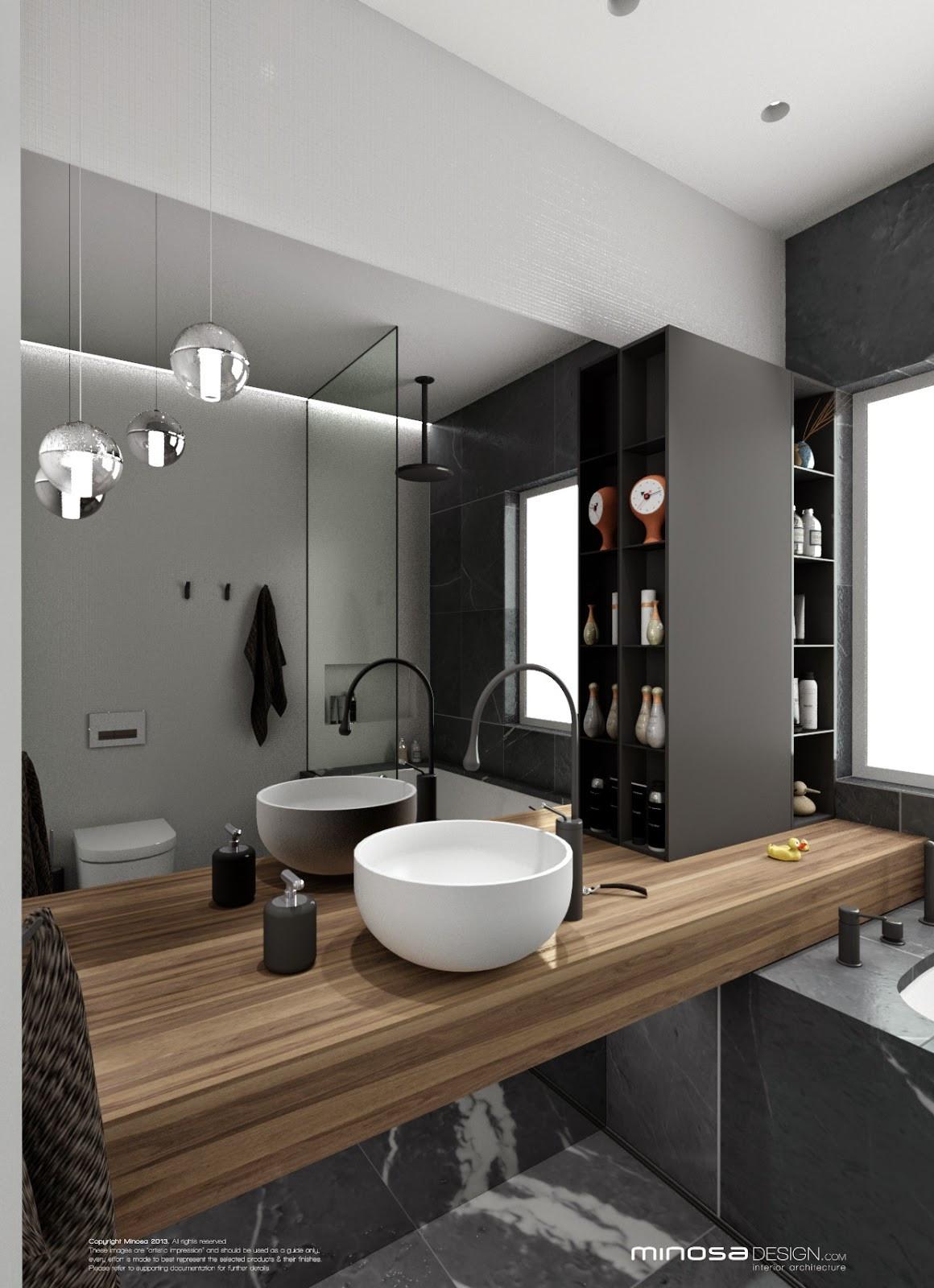 Design A Bathroom  Minosa Bathroom Design Small space feels large