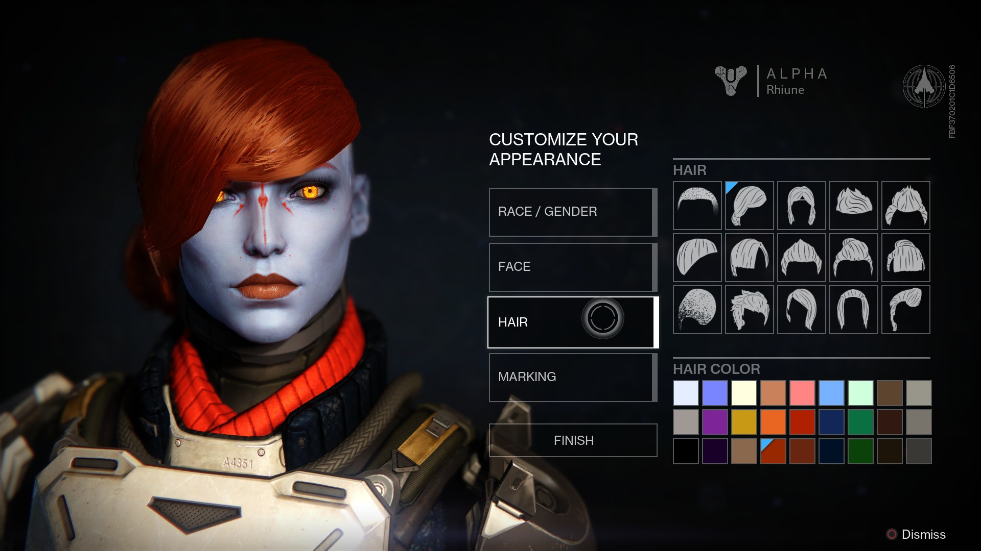 Destiny 2 Female Hairstyles  I bet we won t see a lot of female Awoken DestinyCharacters