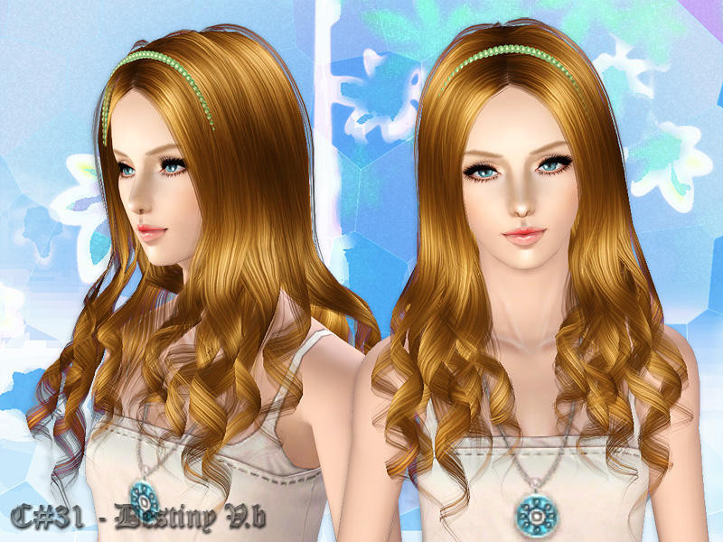 Destiny 2 Female Hairstyles  Cazy s Destiny Hairstyle v2 Adult