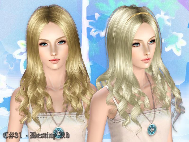 Destiny 2 Female Hairstyles  Cazy s Destiny Hairstyle v2 Female