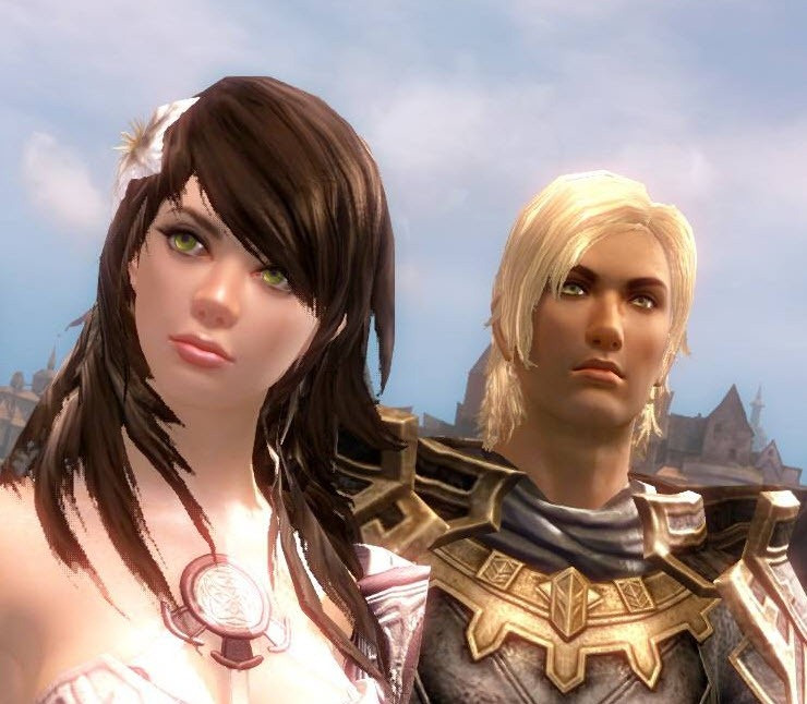 Destiny 2 Female Hairstyles  GW2 New Hairstyles ing in tomorrow's Twilight Assault