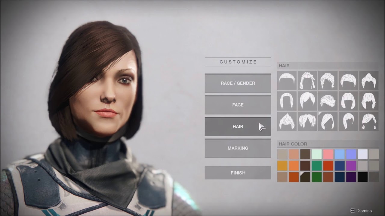 Destiny 2 Female Hairstyles  Top 20 Destiny 2 Human Female Hairstyles Best