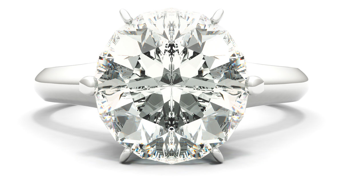 Diamond Engagement Ring History  History of diamond engagement rings MISHKANET
