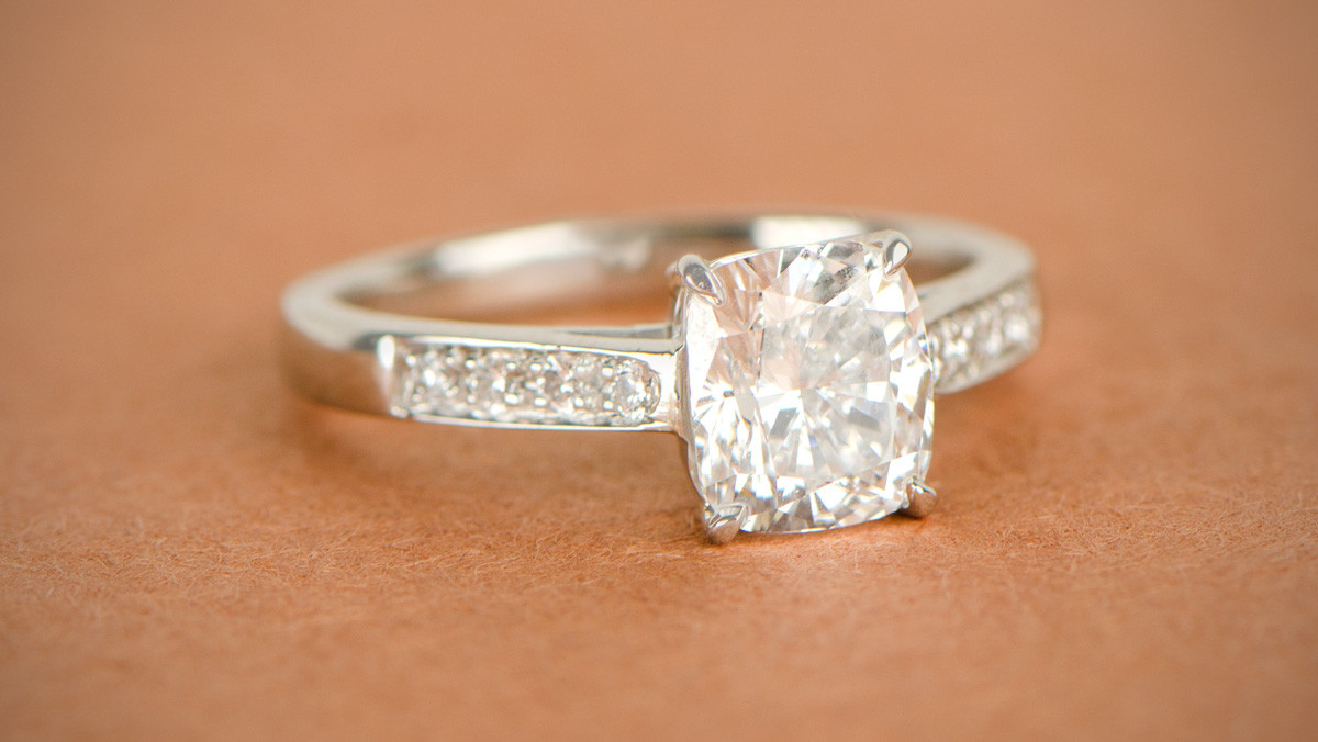 Diamond Engagement Ring History  Definitive History of the Tiffany Engagement Ring & Shop