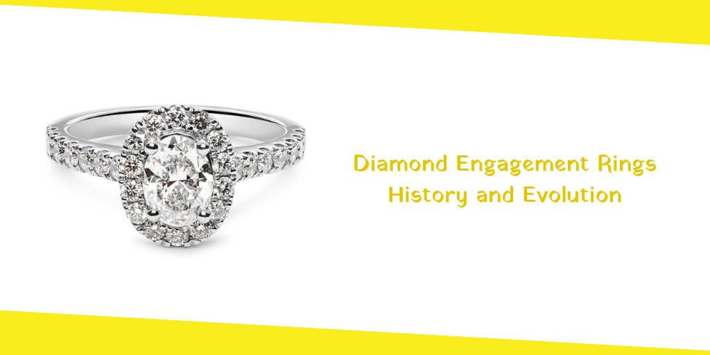 Diamond Engagement Ring History  Diamond Engagement Rings History and Evolution