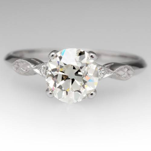 Diamond Engagement Ring History  The History of the Diamond Engagement Ring Elegant Wedding